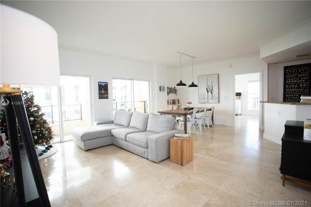20 Calabria Ave #506, Coral Gables, FL 33134 (MLS #A10974024) :: The Teri Arbogast Team at Keller Williams Partners SW