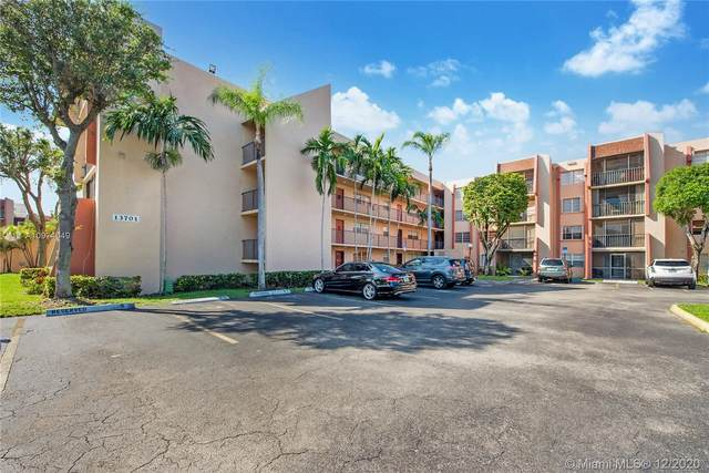 13701 Kendale Lakes Cir B-316, Miami, FL 33183 (MLS #A10974049) :: Green Realty Properties