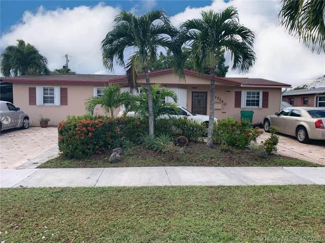 17940 NW 77th Ct, Hialeah, FL 33015 (MLS #A10974060) :: Carole Smith Real Estate Team