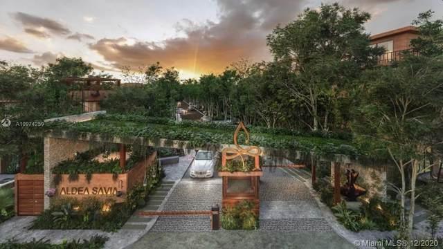 4 North Street And La Selva St Tulum, Quintana Roo #16, Aldea Savia, TX 77780 (MLS #A10974259) :: Green Realty Properties