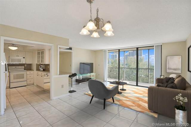 17600 N Bay Road #804, Sunny Isles Beach, FL 33160 (MLS #A10974355) :: Castelli Real Estate Services