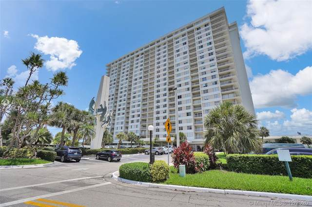 300 NE Bayview Dr #2101, Sunny Isles Beach, FL 33160 (MLS #A10974376) :: Search Broward Real Estate Team