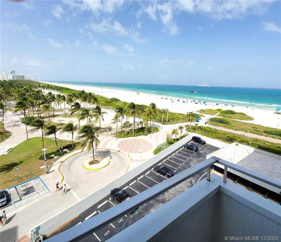 465 Ocean Dr #821, Miami Beach, FL 33139 (MLS #A10974383) :: Search Broward Real Estate Team