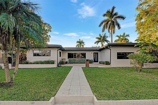 10610 NE 11th Ave, Miami Shores, FL 33138 (MLS #A10974528) :: The Jack Coden Group