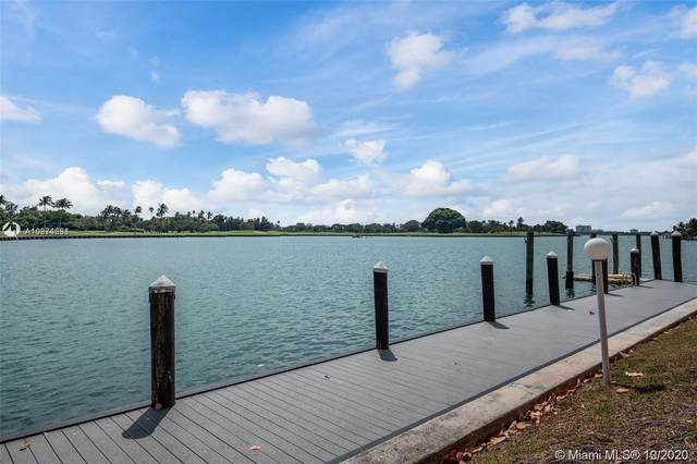 9250 W Bay Harbor Dr 7A, Bay Harbor Islands, FL 33154 (MLS #A10974551) :: The Howland Group