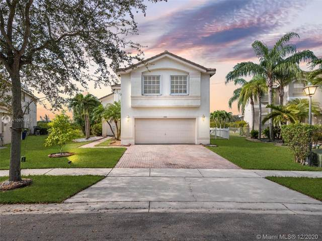 2886 SW 165th Ave, Miramar, FL 33027 (MLS #A10974643) :: Berkshire Hathaway HomeServices EWM Realty