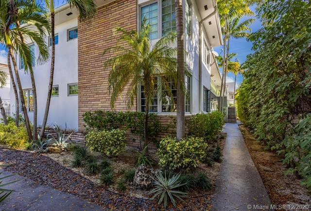 1045 Lenox Ave #6, Miami Beach, FL 33139 (MLS #A10974645) :: Prestige Realty Group