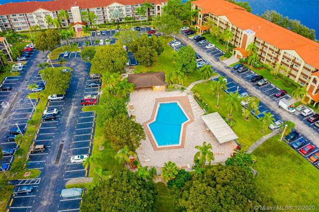 1501 SW 131st Way 409P, Pembroke Pines, FL 33027 (MLS #A10974686) :: Berkshire Hathaway HomeServices EWM Realty