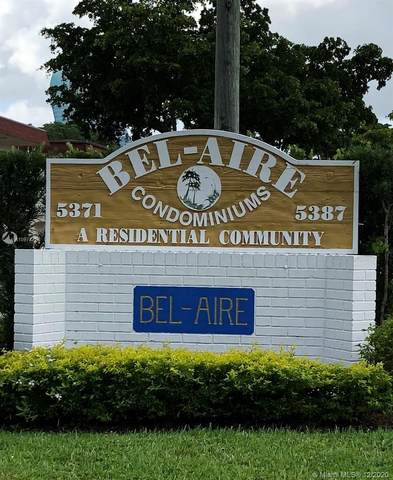 5373 SW 40th Ave #202, Dania Beach, FL 33314 (MLS #A10974754) :: Green Realty Properties