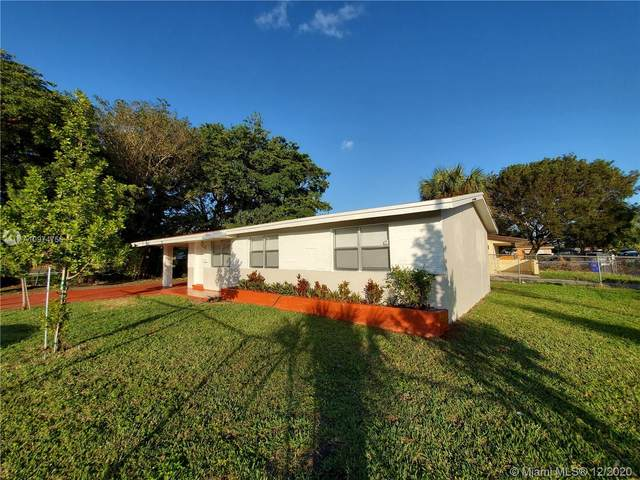2941 NW 11th Pl., Fort Lauderdale, FL 33311 (MLS #A10974756) :: THE BANNON GROUP at RE/MAX CONSULTANTS REALTY I