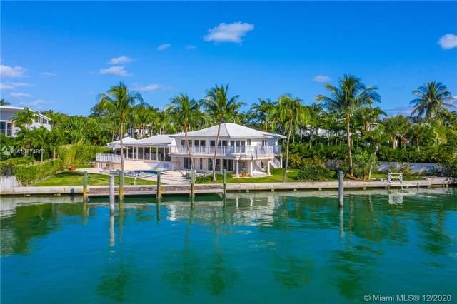 425 W Mashta Dr, Key Biscayne, FL 33149 (MLS #A10974802) :: Miami Villa Group