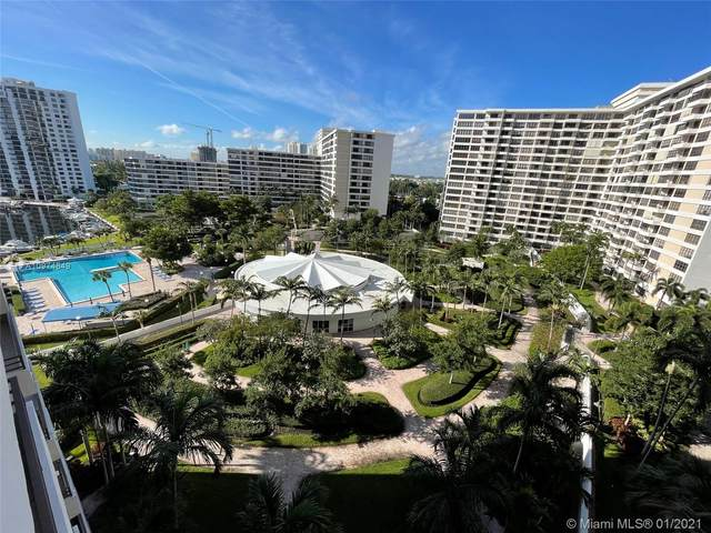 2500 Parkview Dr #1119, Hallandale Beach, FL 33009 (MLS #A10974849) :: Patty Accorto Team