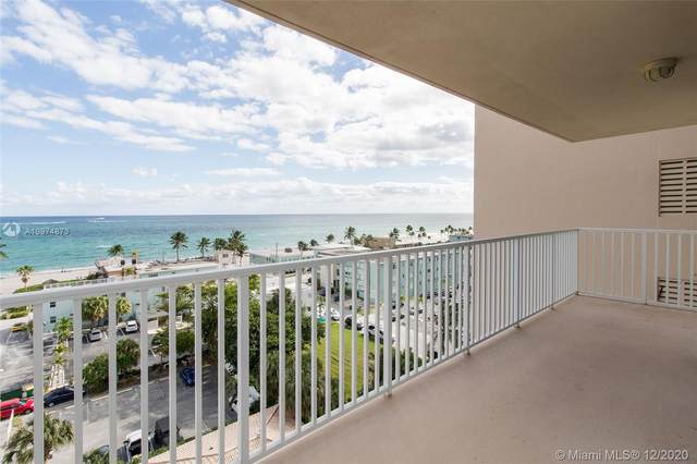 1401 S Ocean Dr #903, Hollywood, FL 33019 (MLS #A10974873) :: KBiscayne Realty
