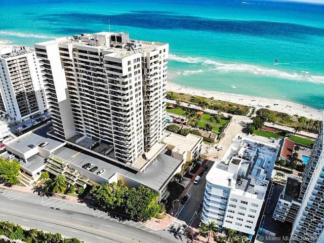 2555 Collins Ave #2204, Miami Beach, FL 33140 (MLS #A10974897) :: KBiscayne Realty
