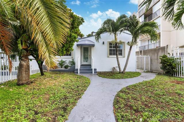 7625 Byron Ave, Miami Beach, FL 33141 (MLS #A10974915) :: The Riley Smith Group