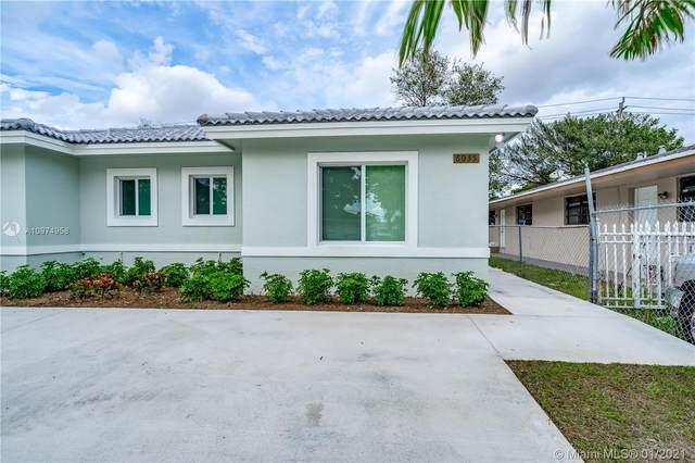 6035 SW 40th Ct, Miramar, FL 33023 (MLS #A10974958) :: Search Broward Real Estate Team