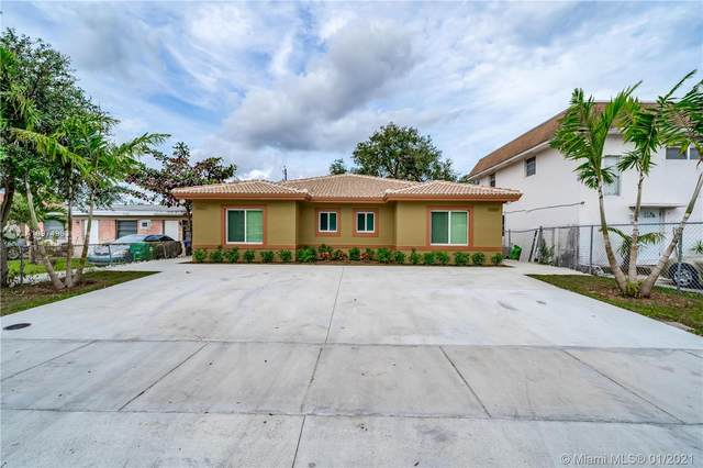 6105 SW 40th St, Miramar, FL 33023 (MLS #A10974963) :: The Teri Arbogast Team at Keller Williams Partners SW