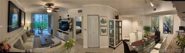 17100 N Bay Rd #1110, Sunny Isles Beach, FL 33160 (MLS #A10975040) :: Douglas Elliman