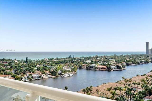 21200 NE 38th Ave #1802, Aventura, FL 33180 (MLS #A10975075) :: Green Realty Properties