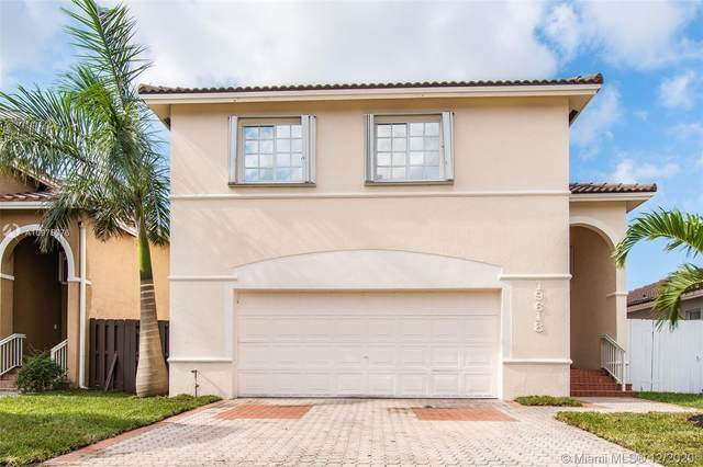 19618 NW 79th Ave, Hialeah, FL 33015 (MLS #A10975076) :: Miami Villa Group