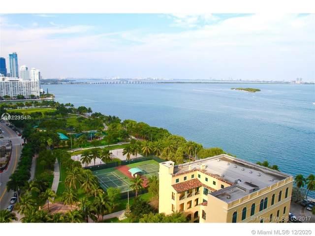 1717 N Bayshore Dr A-1647, Miami, FL 33132 (MLS #A10975110) :: Patty Accorto Team