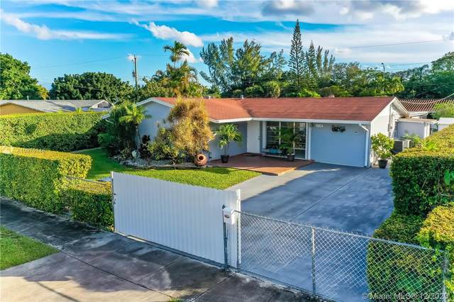 12240 SW 41st St, Miami, FL 33175 (MLS #A10975146) :: THE BANNON GROUP at RE/MAX CONSULTANTS REALTY I