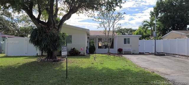 6650 Perry St, Hollywood, FL 33024 (MLS #A10975160) :: THE BANNON GROUP at RE/MAX CONSULTANTS REALTY I