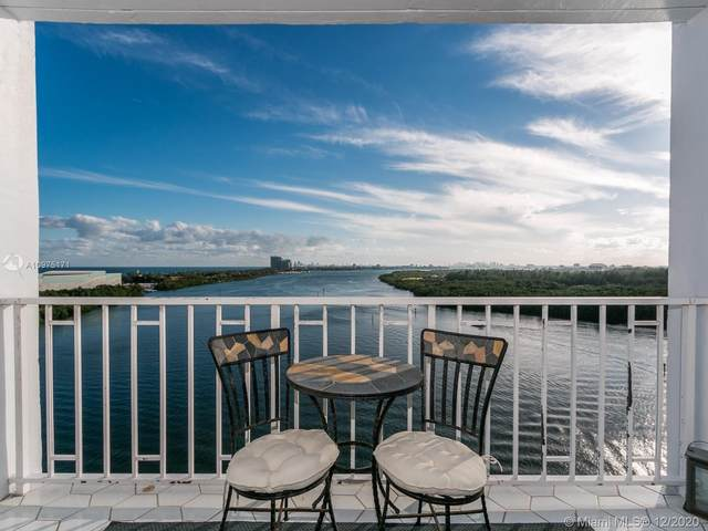 500 Bayview Dr #1228, Sunny Isles Beach, FL 33160 (MLS #A10975171) :: Prestige Realty Group