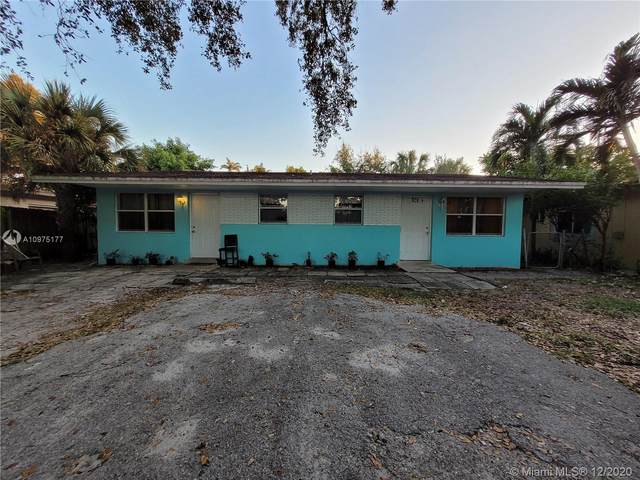 920 SW 29th St, Fort Lauderdale, FL 33315 (MLS #A10975177) :: Carole Smith Real Estate Team