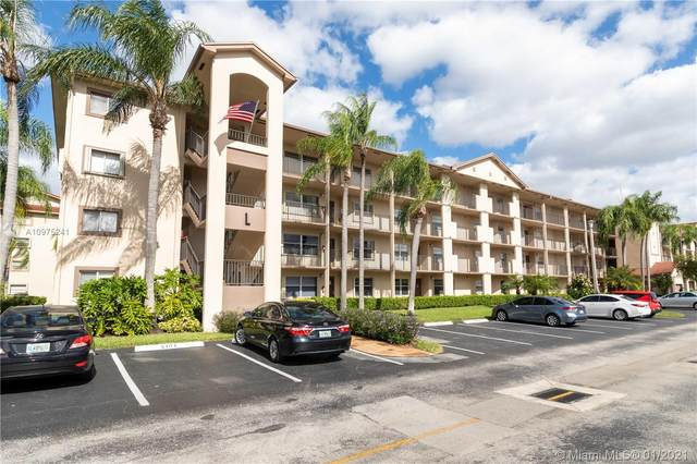 13105 SW 16th Ct 201 L, Pembroke Pines, FL 33027 (MLS #A10975241) :: Berkshire Hathaway HomeServices EWM Realty