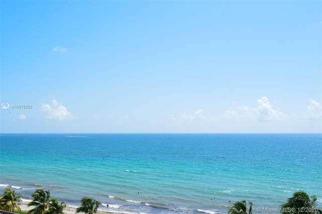 1950 S Ocean Dr 8H, Hallandale Beach, FL 33009 (MLS #A10975253) :: Patty Accorto Team