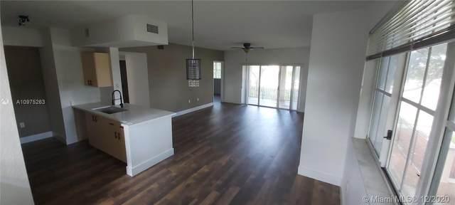 2403 Centergate Dr #206, Miramar, FL 33025 (MLS #A10975263) :: Green Realty Properties