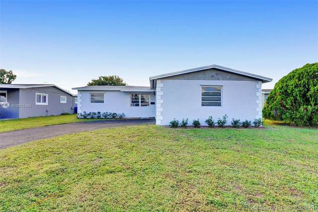 7640 Hope St., Hollywood, FL 33024 (MLS #A10975265) :: THE BANNON GROUP at RE/MAX CONSULTANTS REALTY I