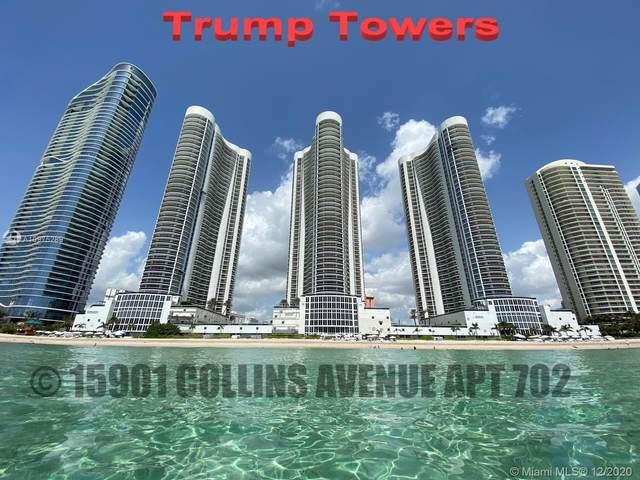 15901 Collins Ave #702, Sunny Isles Beach, FL 33160 (MLS #A10975289) :: Patty Accorto Team