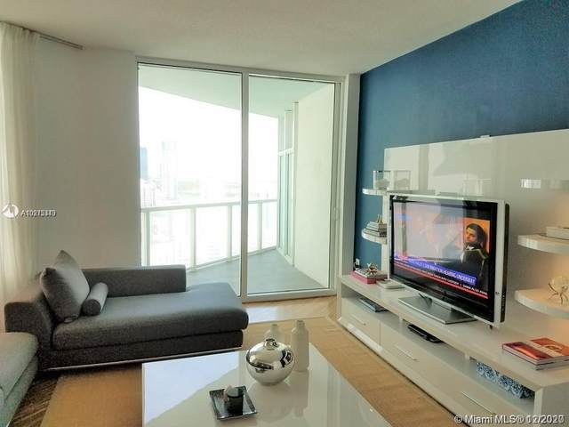 1900 N Bayshore Dr #2910, Miami, FL 33132 (MLS #A10975349) :: Carole Smith Real Estate Team