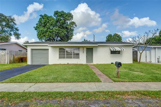 6291 Farragut St, Hollywood, FL 33024 (MLS #A10975443) :: THE BANNON GROUP at RE/MAX CONSULTANTS REALTY I