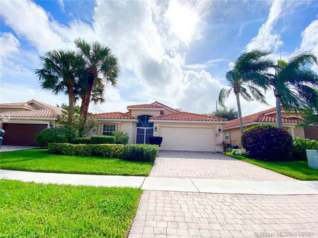 7308 Trentino Way, Boynton Beach, FL 33472 (MLS #A10975447) :: THE BANNON GROUP at RE/MAX CONSULTANTS REALTY I