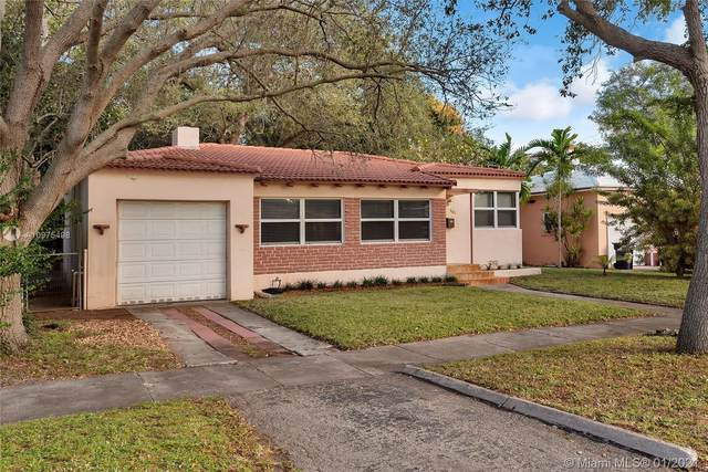 385 NE 89th St, El Portal, FL 33138 (MLS #A10975498) :: Albert Garcia Team
