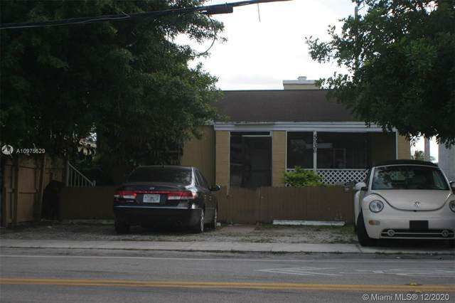 5936 Fillmore St, Hollywood, FL 33021 (#A10975529) :: Posh Properties