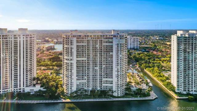 6000 Island Blvd #301, Aventura, FL 33160 (MLS #A10975581) :: Prestige Realty Group