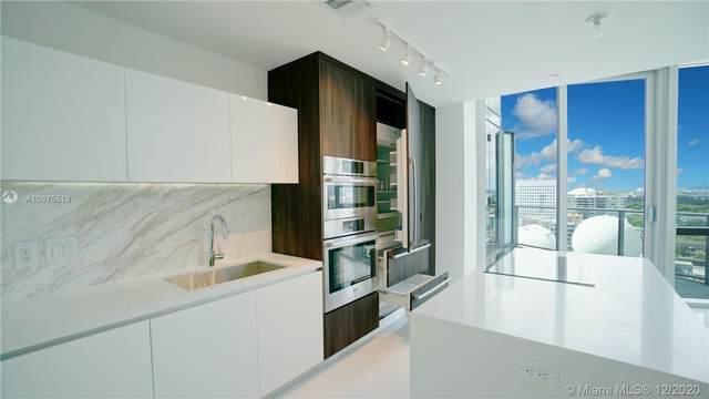 851 NE 1st Ave #1802, Miami, FL 33132 (MLS #A10975619) :: Green Realty Properties