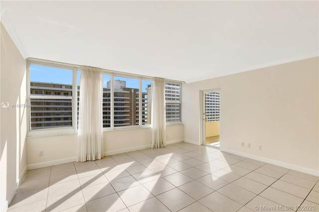 5600 Collins Ave 14E, Miami Beach, FL 33140 (MLS #A10975696) :: Albert Garcia Team