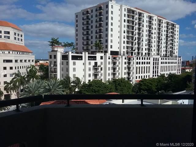 911 E Ponce De Leon Blvd #904, Coral Gables, FL 33134 (MLS #A10975713) :: Patty Accorto Team