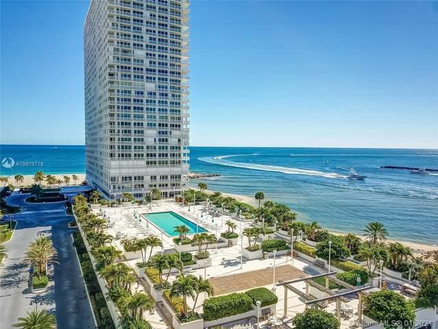 2200 S Ocean Ln #1008, Fort Lauderdale, FL 33316 (MLS #A10975718) :: KBiscayne Realty