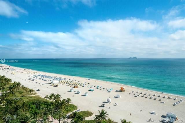 1455 Ocean Dr #1507, Miami Beach, FL 33139 (MLS #A10975742) :: Patty Accorto Team
