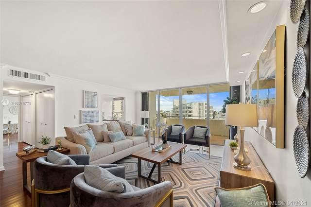 11 Island Ave #1610, Miami Beach, FL 33139 (MLS #A10975773) :: Castelli Real Estate Services