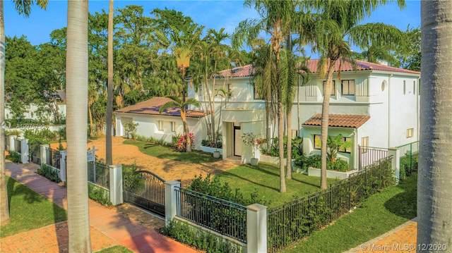 3125 Pine Tree Dr, Miami Beach, FL 33140 (MLS #A10975790) :: Albert Garcia Team