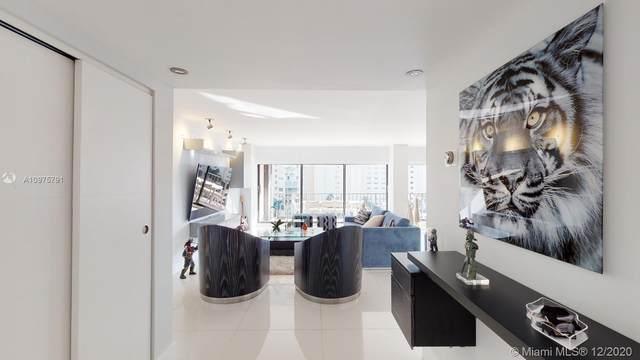 1800 NE 114th St #808, Miami, FL 33181 (MLS #A10975791) :: Castelli Real Estate Services