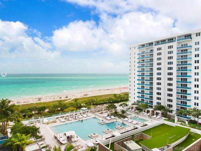 102 24th St #904, Miami Beach, FL 33139 (MLS #A10975795) :: GK Realty Group LLC