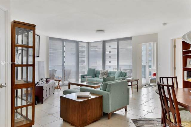 6301 Collins Ave #1904, Miami Beach, FL 33141 (MLS #A10975878) :: KBiscayne Realty
